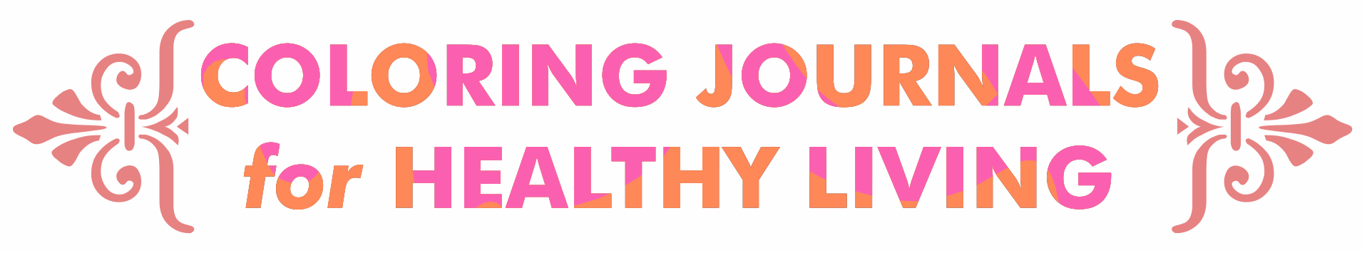 Coloring Journals for Healthy Living