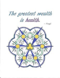 Health is Wealth HD2015 image - Barb 100715