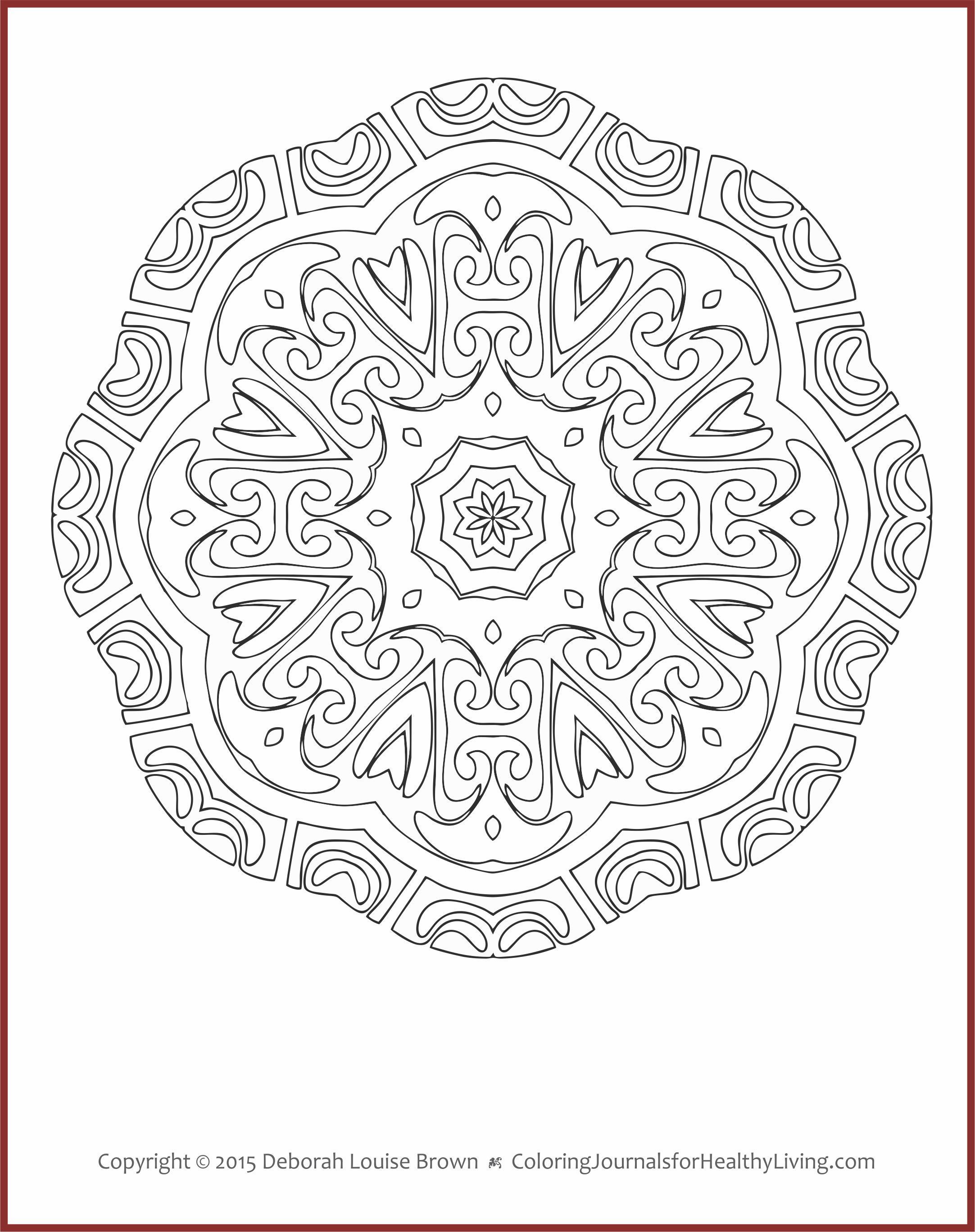 live healthy coloring pages - photo#34