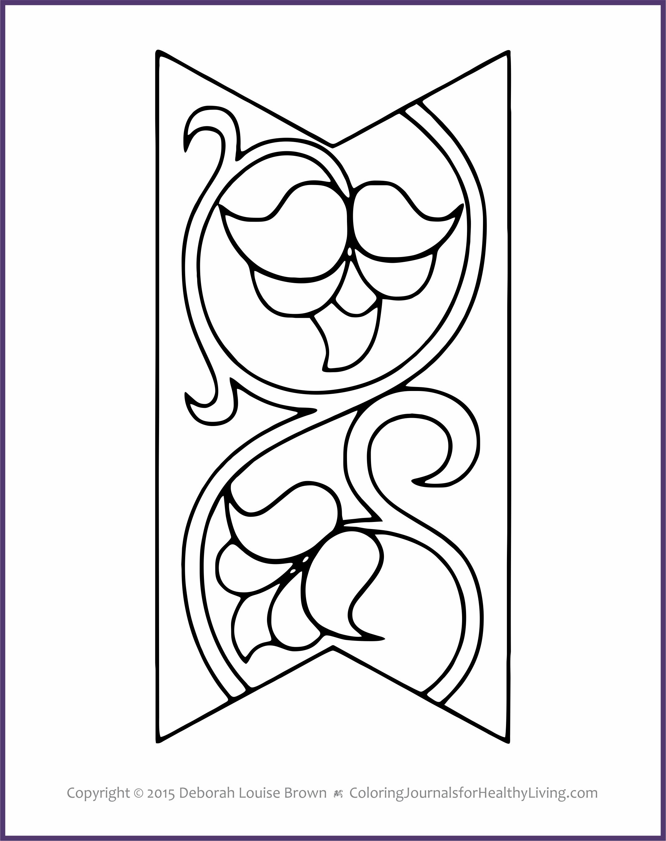 healthy living coloring pages - photo#8
