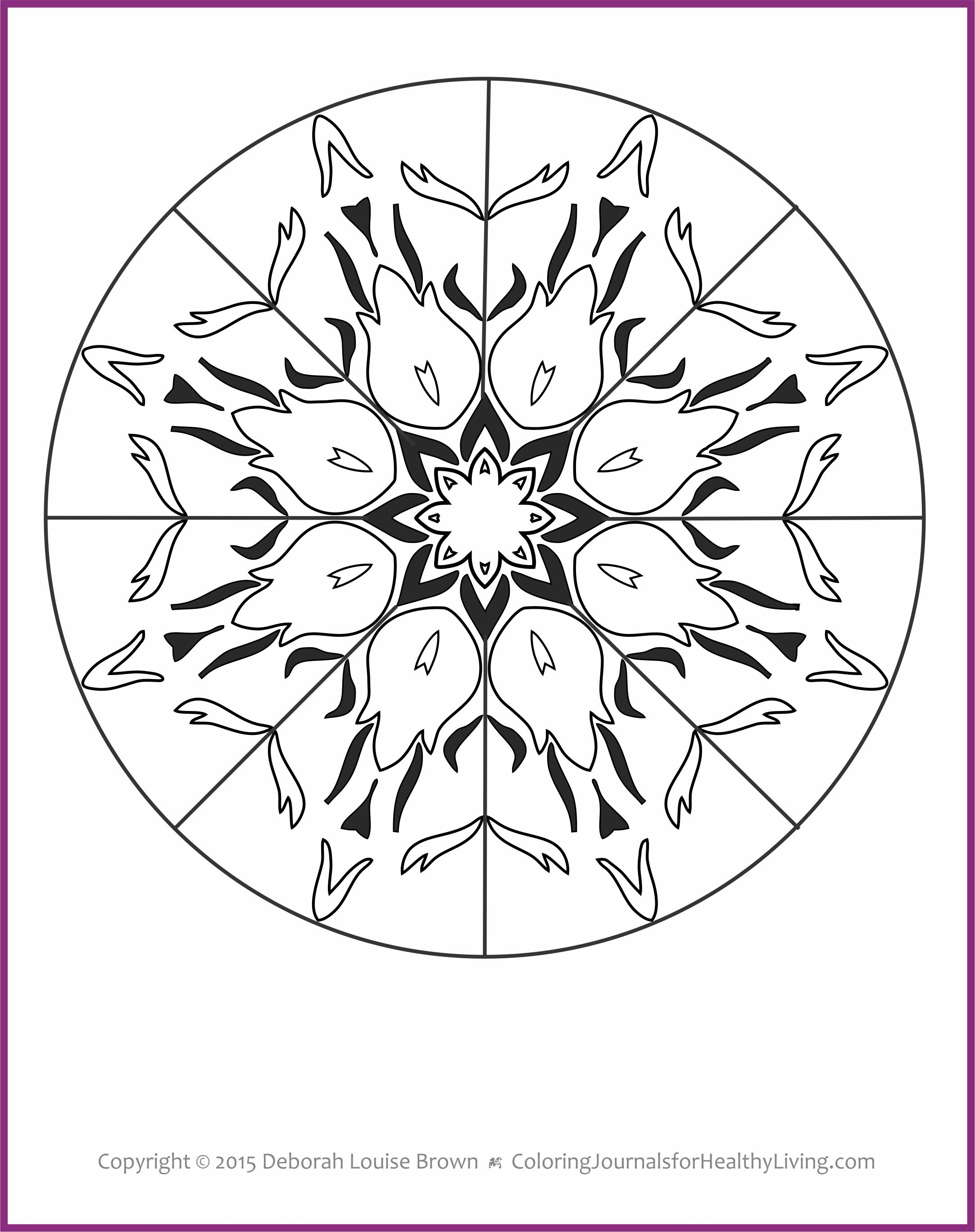 healthy living coloring pages - photo#5